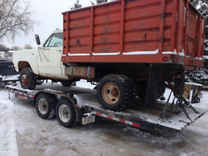 1976 Dodge W300 Power Wagon big block 1 ton dually 4X4