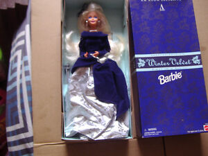 Barbie, Winter Velvet