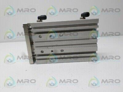Smc Mgpm25-75az Pneumatic Cylinder Used