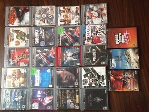 PS2 and PS3 games  St. John's Newfoundland image 1