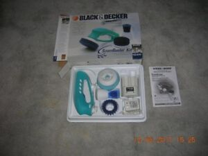 Black and Decker Scumbuster Kit