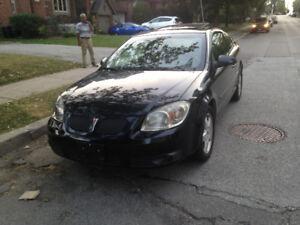 2007 Pontiac G5 Top Of The Line. Clean Title Coupe (2 door)