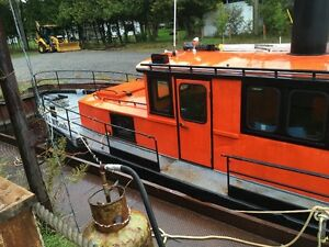 FOR SALE-1955 TUGBOAT