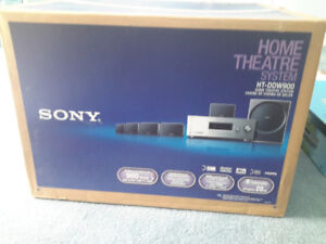 Sony Home Theatre System + DVD Player