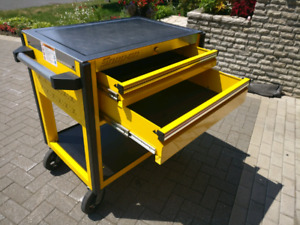 Workstation coffre mobile Snap-On
