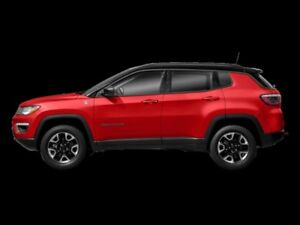 2018 Jeep Compass Trailhawk 4x4  - $264.18 B/W
