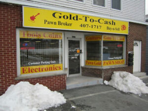 GOLD TO CASH PAWN SHOP