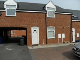 Modern 2 bedroom first floor flat/property/apartment Off road parking DG GCH Kettering NN16 9SD,