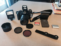 Canon Rebel XTI DSLR Camera for sale