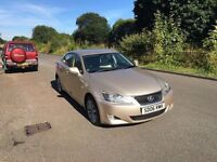 Lexus IS220d SE- DIESEL, Full service history- 12 Months MOT- Heated and Cooled seats- Push Start