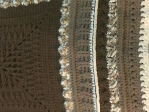 Hand Crafted Crochet Blanket