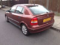 Vauxhall Astra y Reg automatic MOTD good runner £300