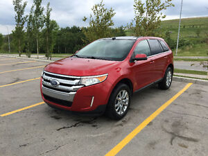 2011 Ford Edge Limited, AWD, Extra Tires on Rims, Extnd Warranty