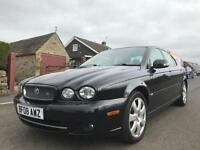 2008 JAGUAR X-TYPE 2.0 D S 4DR MANUAL