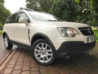 *6 MTHS WARRANTY*2010(10)VAUXHALL ANTARA 2.0 CDTI AUTOMATIC EXCLUSIVE WITH 57K*