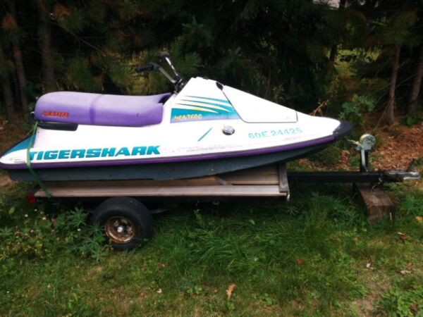 Used 1993 Alumacraft Boat Co 640 Tigershark Monetgo