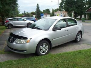 2007 Saturn ION Berline