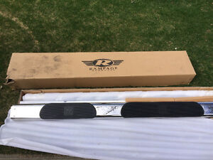 "Dodge 6"" oval running boards"