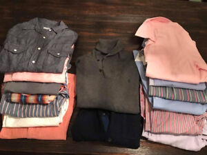 Men's Designer Shirts & Sweaters: Small