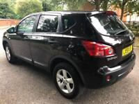 Nissan Qashqai 1.6 2WD Visia+CHEAP TO MAINTAIN + 0 DEPOSIT FINANCE AVAILABLE