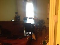 One bedroom sub let in four bedroom house downtown