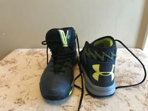 Basketball shoes- Under Armour like new