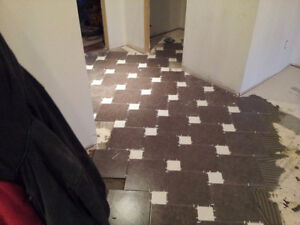 Flooring and small renovations Cambridge Kitchener Area image 3