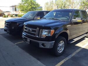2011 f150 lariat with fox coilover suspension. V8