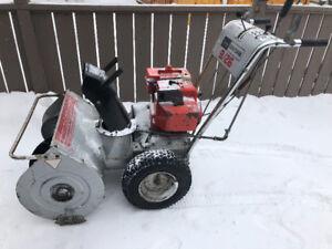"""8HP 26"""" Craftsman snowblower"""