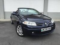 2008 Renault Megane Convertible 1.6 VVT ( 111bhp ) Coupe Dynamique **Low Miles**