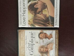 2 movies $ 5 each