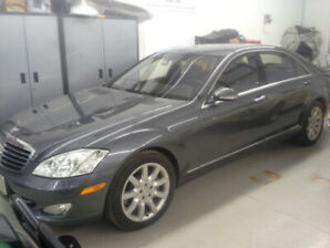2007 Mercedes Benz S550 For Sale