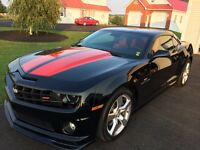 2010 camaro 2ss rs only 11000 kms