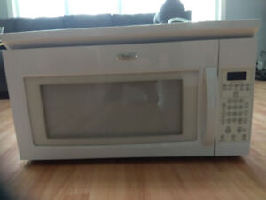Whirlpool Venting Convection Microwave