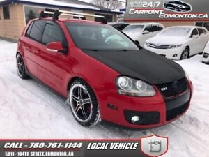 2008 Volkswagen Golf GTI ONE OWNER...RUNS AMAZING!!  - Local