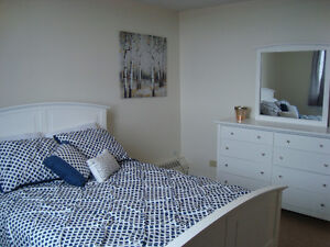 Fully Furnished One Bedroom Unit Downtown Regina