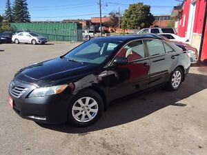 2008 Toyota Camry Hybrid *** LEATHER, SUNROOF, PUSH TO START***