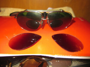 677c493ced14 Cartier Killy Sunglasses 470 - 71 Carbon Fiber Rare Vintage