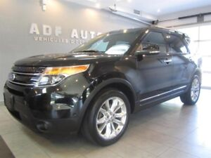 Ford Explorer LIMITED 4WD 7 PASSAGERS 2012