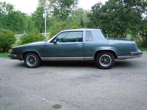 1987 Cutlass Supreme, Certified $3900 OBO