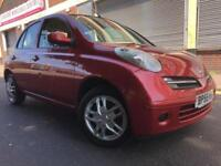 Nissan Micra 2006 1.2 16v SE 5dr 2 OWNERS, LONG MOT, BARGAIN