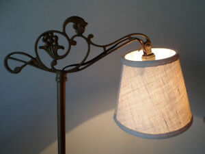 """Price Reduced"" Antique Floor Lamp"