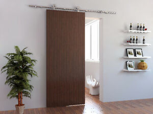 AUBAINE/DEAL: Sliding Barn door hardware Model San- Francisco