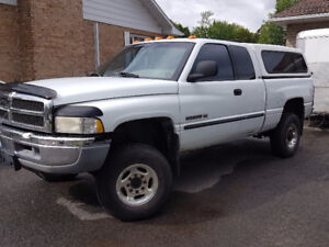 2001 Dodge Power Ram 2500 Camionnette