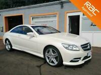 2013 Mercedes-Benz CL 4.7 CL500 BLUEEFFICIENCY 2d 435 BHP Auto Coupe Petrol Auto