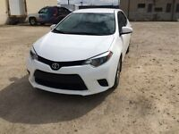 Toyota Corolla LE 2014 Certified (clean title /car proof)