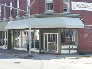 Corner commercial store front/office for lease
