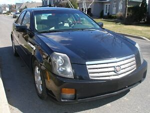2003 Cadillac CTS  de luxe,  Toit ouvrant