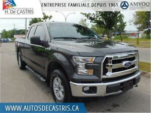 Ford F-150 *XLT SUPERCAB, 4X4, MAGS, COMME NEUF 2015