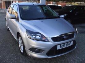 Ford Focus 1.6TDCi 110 ( DPF ) 2011MY Zetec S